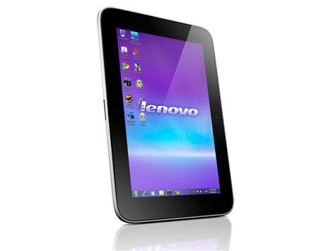 Tablet Lenovo Ideapad lenovo ideapad tablet p1 comes with windows 7
