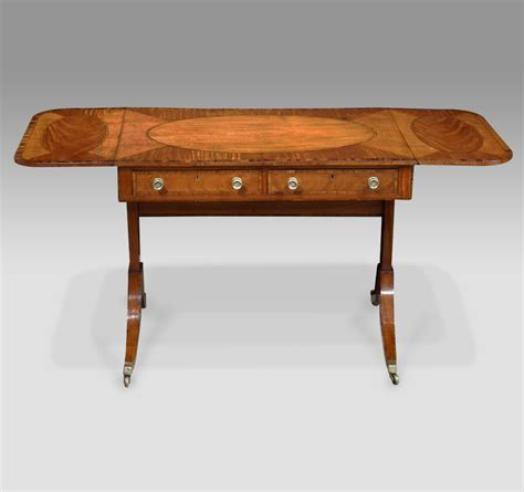 small antique sofa table pembroke table sofa table