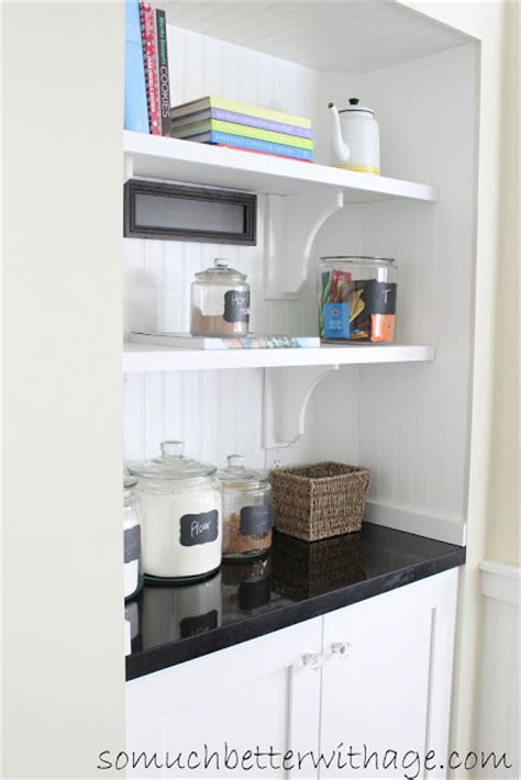 Turn Closet Into Pantry by Turn A Closet Into A Butler Pantry So Much Better With Age