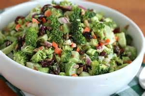 Crunchy broccoli salad the daring gourmet