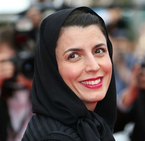 iranian actress leila hatami apologizes  cannes kiss
