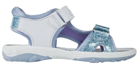Frozen Sandal Wedges Sandal Anak frozen elsa flat glitter sports sandals summer shoes size