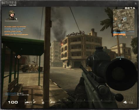 view topic battlefield play4free closed beta added screenshots betaarchive
