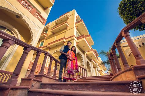 Le Meridian, Jaipur   Destination Pre Wedding Shoot   Top