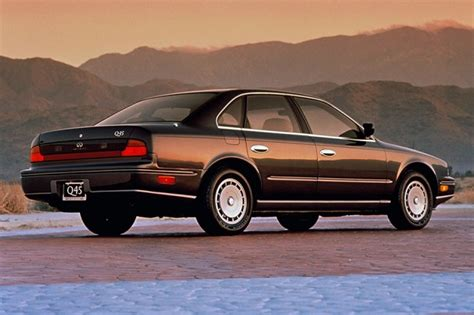 is infiniti japanese 25 year club the infiniti q45 is officially a japanese