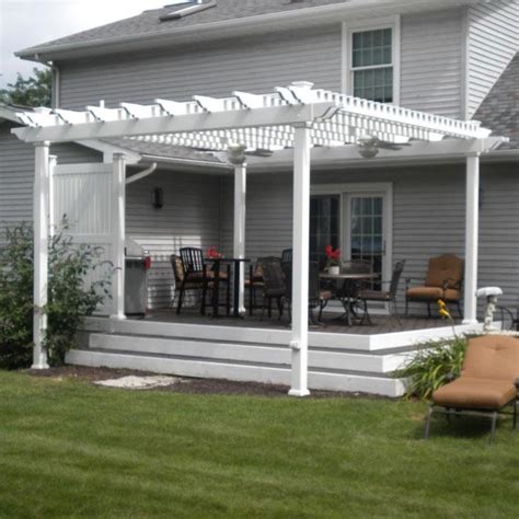 vinyl patio covers garden patio covers vinyl fence wholesaler