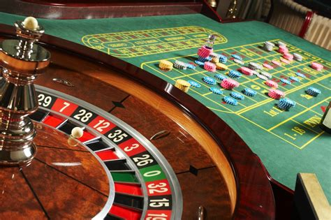 Casino vocabulary for casino table games