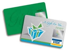Visa Gift Card Statement - visa gift card vision financial