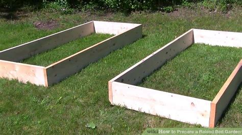 how to prepare a garden bed attractive preparing raised garden bed how to prepare a
