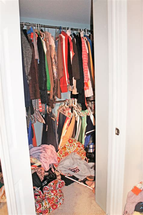 Cluttered Closet by Organizing Your Bedroom How To Declutter Your Bedroom