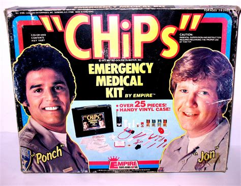 most popular tv shows set in illinois chips emergency toy medical kit vintage tv show ponch jon in