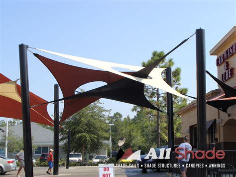 shade sails awnings canopies carwash shade structure shade sail canopy awning 5