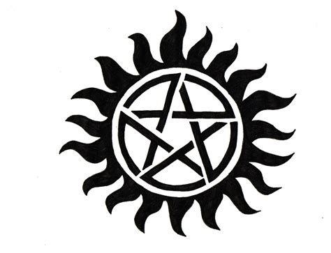supernatural emblem youtube