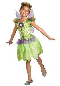 Tinkerbell Costume Girls Tinker Bell Rainbow Costume