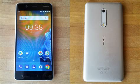Android Nokia Ram 2gb 3gb ram variant nokia 5 android smartphone specification