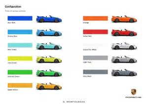 Porsche 911 Colors By Year 17 Year Kid Designs The Gt3 Cabriolet Porsche Really