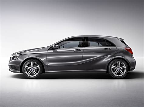 Mercedes Benz A Class Reviewed by Hot Anastasia Tregubova autoevolution