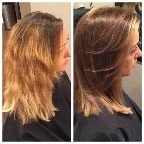 Sombre Ombre Fall 2015   Best Chicago Hair Salon, Lincoln Park