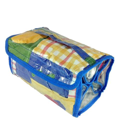 Toiletry Bag Snapdeal Buy Trendz Blue Toiletry Kit Jewelry