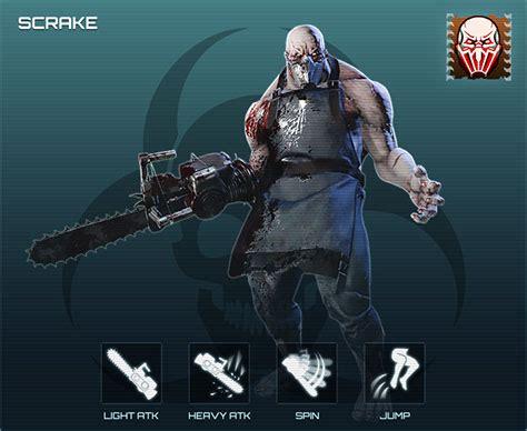 scrake killing floor 2 vs tripwire interactive wiki