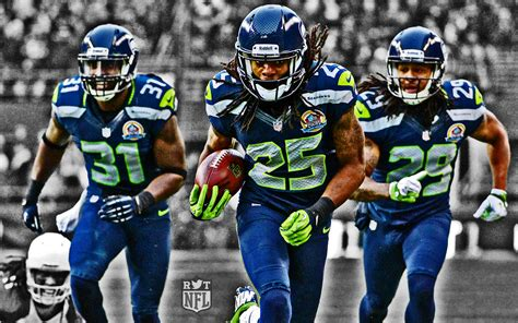 seattle seahawks the seattle seahawks leave no doubt equals drummond