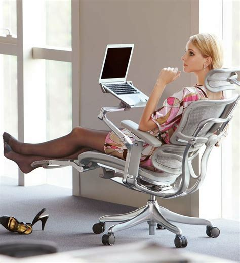 Ergonomic Home Office Desk How To Properly Use Your Ergonomic Office Chair To Fight Sedentarism