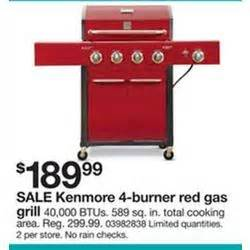 all in one computers black friday kenmore 4 burner gas grill red at kmart black friday 2014
