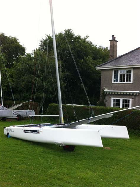 nacra catamaran for sale uk lightly used ahpc viper f16 catamaran for sale big