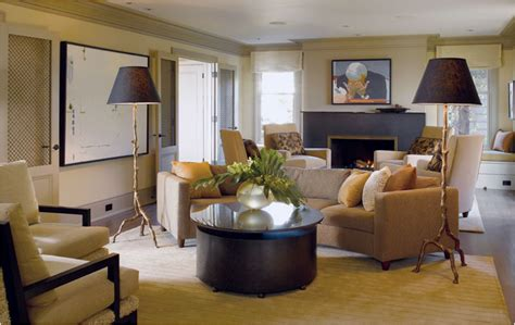 Transitional Style Living Room - key interiors by shinay transitional living room design ideas