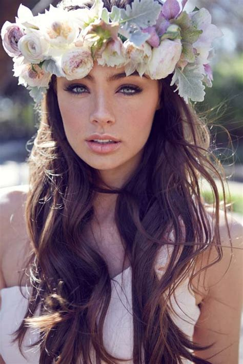wedding hairstyles wedding flower ideas part 20 in wedding 20 wedding hair ideas with flowers modern wedding