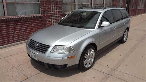 2005 Volkswagen Passat Mpg by 2005 Vw Tdi Passat Wagon For Sale Diesel 38 Mpg