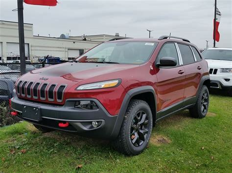 jeep vehicles 2016 2016 jeep trailhawk 4x4 vaughan chrysler