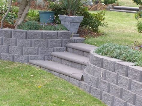 backyard retaining walls ideas retaining wall idea garden ideas