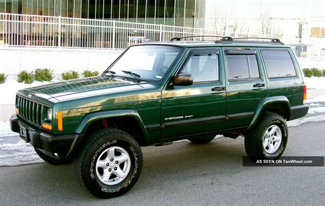 sports jeep cherokee 2001 jeep cherokee lift kit images