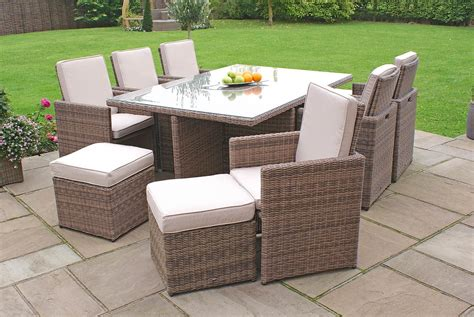 sitzgruppe garten rattan maze rattan garden furniture nationwide delivery showroom