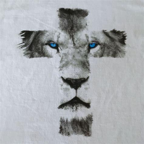 lion cross tattoo cross lions and tatting