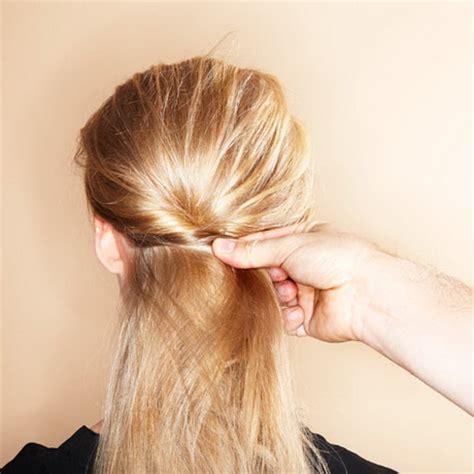 haare hochstecken frisuren lange haare hochstecken