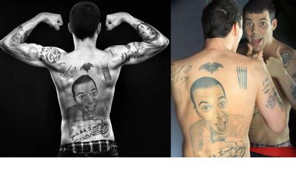 steve o tattoos olwomen story of the week ieyenews