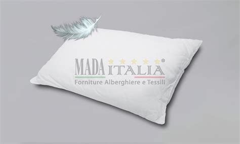 cuscini piuma vendita guanciale cuscino piuma vera biancheria