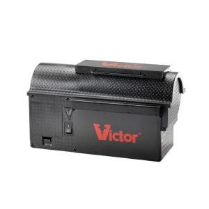 victor multi kill electronic mouse trap m260 the home depot