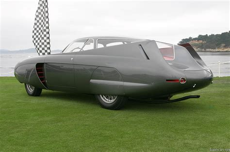 Alfa Romeo Bat by 1953 Alfa Romeo Bat 5 Gallery Gallery Supercars Net