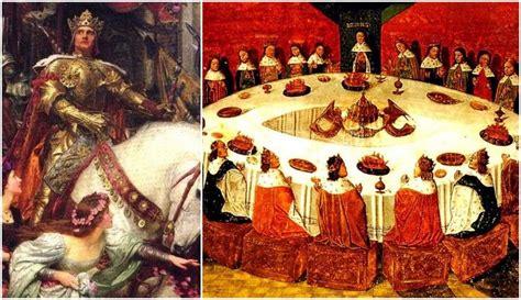 il cavaliere della tavola rotonda re 249 e i cavalieri della tavola rotonda tra mito e