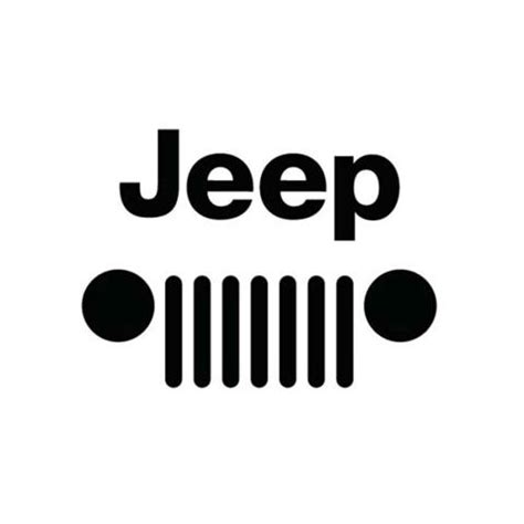 jeep grill logo vector jeep logo wallpaper image 104