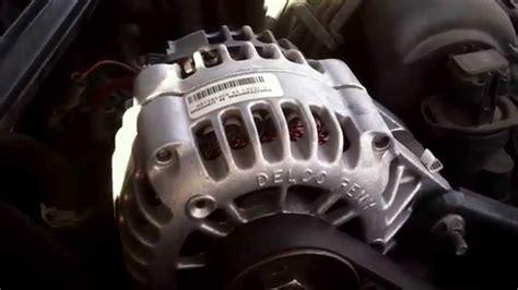 how to replace 2001 1995 mitsubishi chariot alternator chevy lumina alternator replacement 3800 series 2 1995 2001 youtube