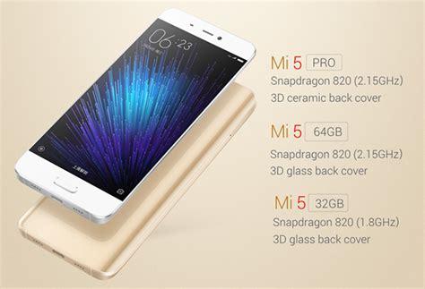 xiaomi mi 5 mi 5pro xiaomi mi5 with 5 15 inch 1080p display and qualcomm