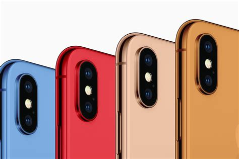 apple reportedly launching new iphones in blue orange and gold colors the verge