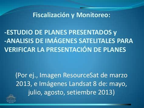 imagenes satelitales landsat 8 las normas legales y reglamentarias sobre conservacion de