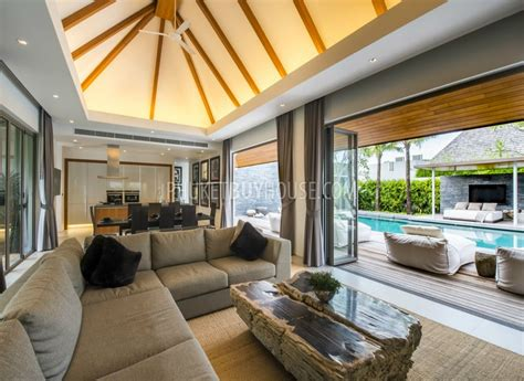 rooms for sale lay4502 luxury pool 4 bedroom villa for sale phuket buy house