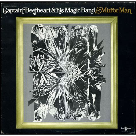 Cover The Mirrors the mirror captain beefheart and his magic band mp3