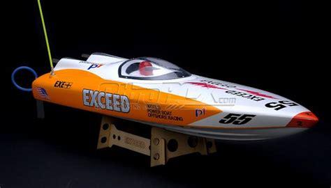 nitrorcx boats exceed racing electric powered fiberglass p1 arpro 700ep